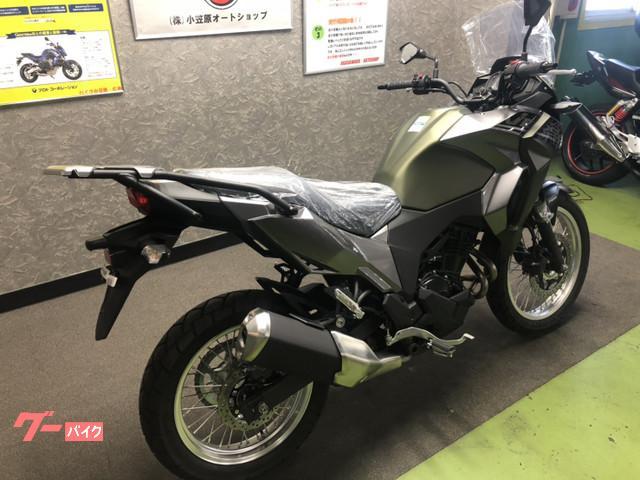 カワサキ VERSYSーX 250 現行の画像(広島県