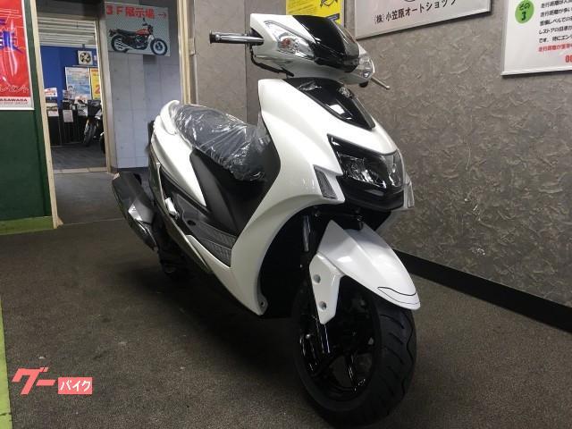 ヤマハ シグナスX 現行モデルの画像(広島県