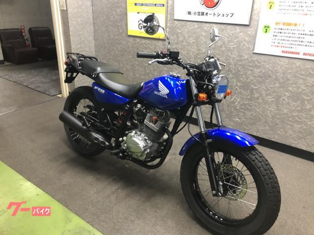 ホンダ FTR223 リアキャリアの画像(広島県