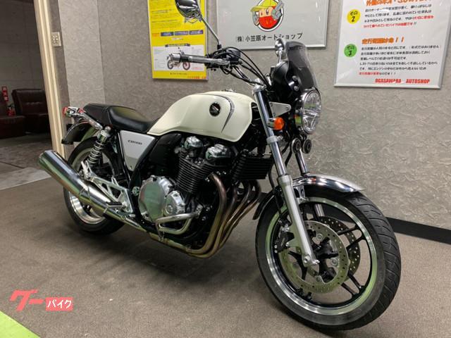 ホンダ CB1100 スクリーン エンジンガードの画像(広島県