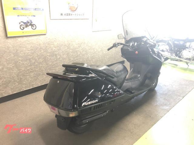 ホンダ フュージョンSE ローダウン ロングスクリーンの画像(広島県