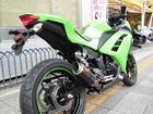 カワサキ Ninja 250 MGTマフラー シングルシートの画像(広島県
