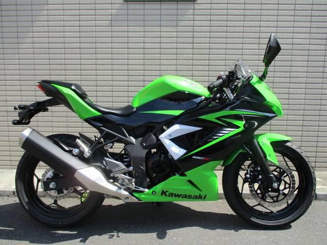 カワサキ Ninja 250SL ワンオーナーの画像(広島県