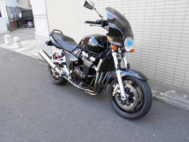 スズキ GSX1400  カスタム多数の画像(広島県