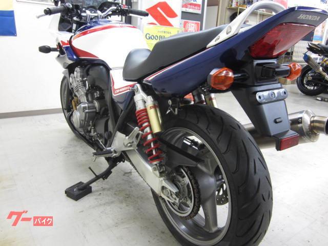 ホンダ CB400Super ボルドール VTEC Revo モリワキサイレンサーの画像(広島県