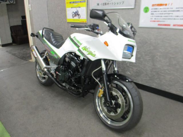 カワサキ GPZ900R フルカスタムの画像(広島県