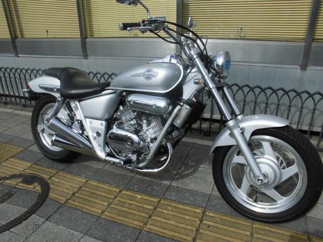 ホンダ V-TWIN MAGNAの画像(広島県