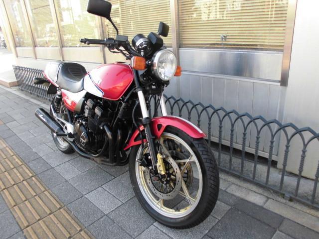 スズキ GSX400FSインパルスの画像(広島県