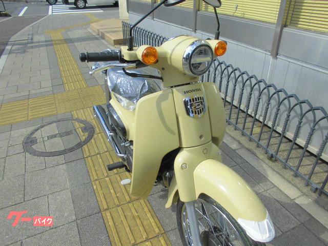 ホンダ スーパーカブ110ストリートの画像(広島県