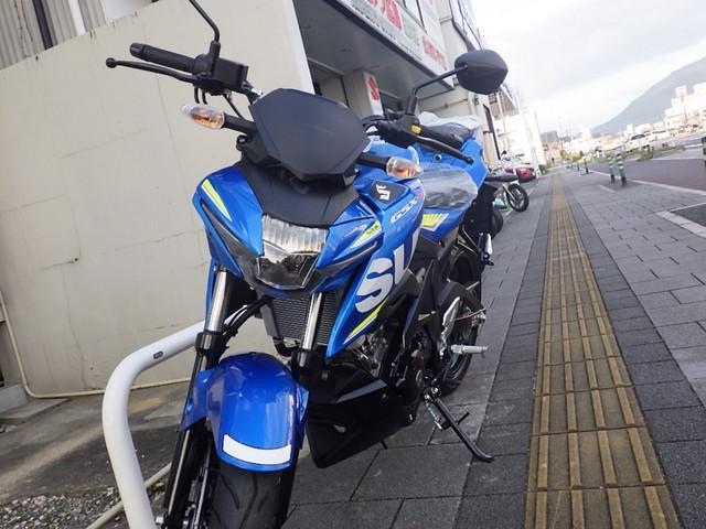 スズキ GSX-S125ABSの画像(広島県