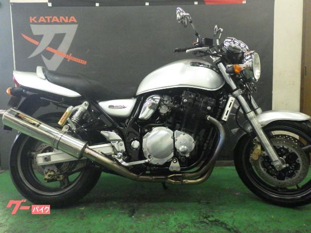 INAZUMA1200ヨシムラマフラー