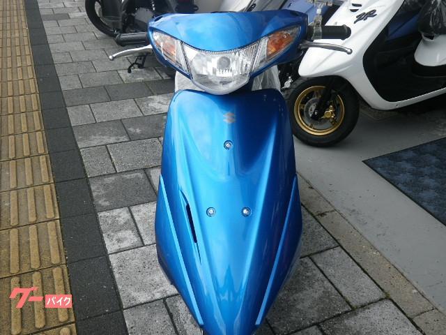 スズキ アドレスV50 2018モデルの画像(広島県
