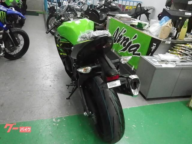 カワサキ Ninja ZX-6R KRTEditionの画像(広島県