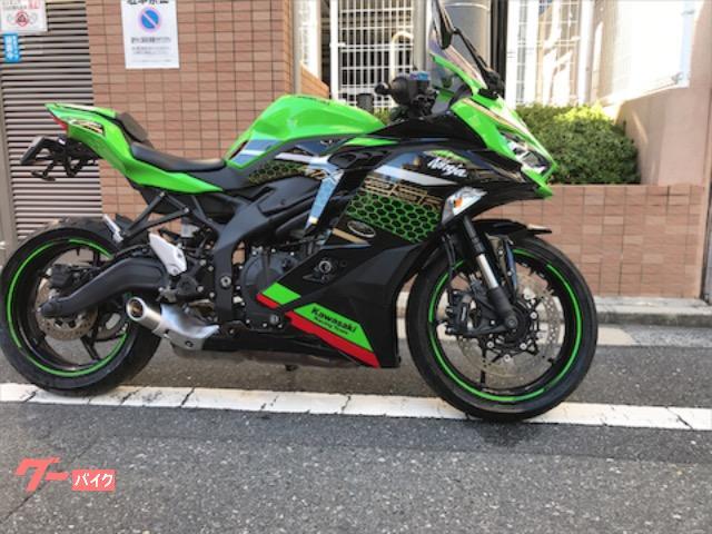 Ninja ZX−25R KRT