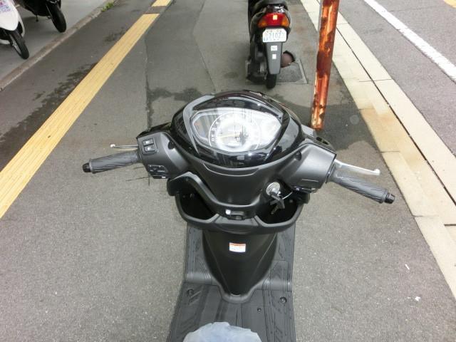スズキ アドレス125の画像(広島県
