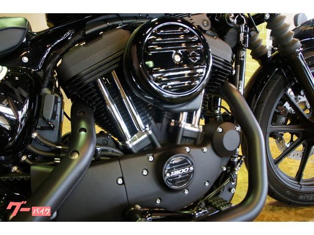 HARLEY-DAVIDSON XL1200NSアイアン 2018年モデルの画像(広島県