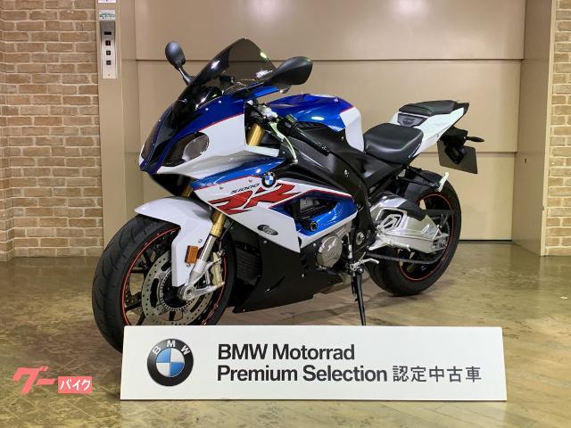S1000RR 2018年モデル コルビンシート リアローダウン ゼログラスクリーン BMW認定中古車 スペアキー&取説あり