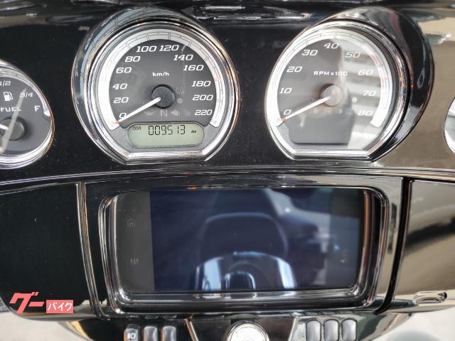 HARLEY-DAVIDSON FLHTK ウルトラリミテッド 2020年モデル マンババックギア パッセンジャーアームレスト RDRS カープレイ対応オーディオの画像(広島県