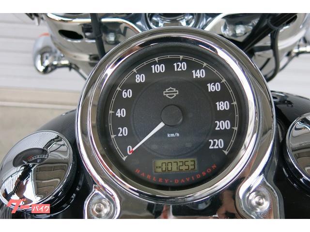 HARLEY-DAVIDSON FLD スイッチバック 2012年モデル ヒーテッドグリップ S&Sエアクリーナー シーシーバー スペアキーありの画像(広島県