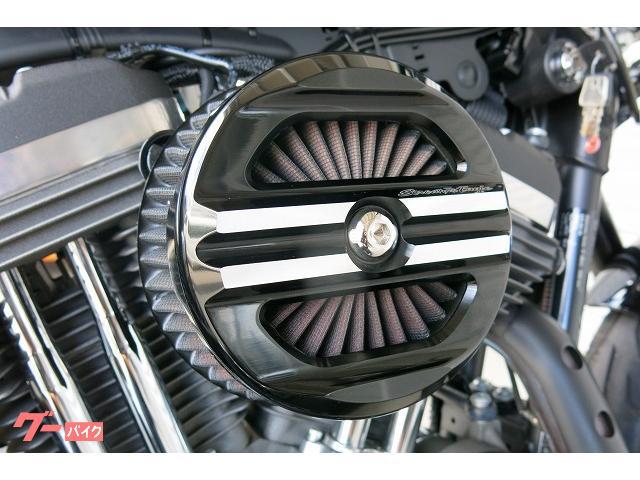 HARLEY-DAVIDSON XL1200CX ロードスター 2018年モデル ETC SEエアクリ P&Aハンドルバー&グリップ サイドナンバー スペアキー有の画像(広島県