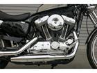 HARLEY-DAVIDSON XL1200V セブンティーツー 2014年モデル カスタムハンドルバー タンクリフトアップ ハードキャンディ スペアキーありの画像(広島県