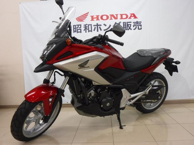 ホンダ NC750X DCT ABSの画像(岡山県