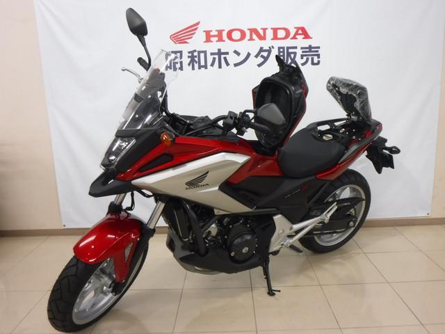 ホンダ NC750X DCT Eパッケージ ABSの画像(岡山県
