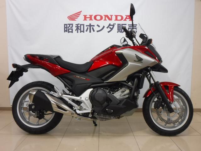 ホンダ NC750X タイプLD DCT Eパッケージ ABSの画像(岡山県