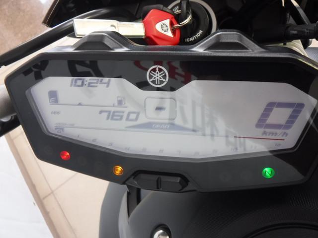 ヤマハ MT-07 ABS サイドスライダー スクリーンの画像(岡山県