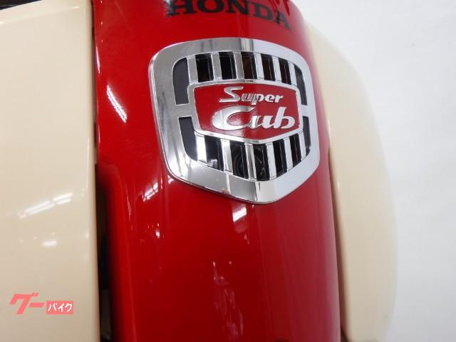 ホンダ スーパーカブ110 60周年アニバーサリーモデルの画像(岡山県