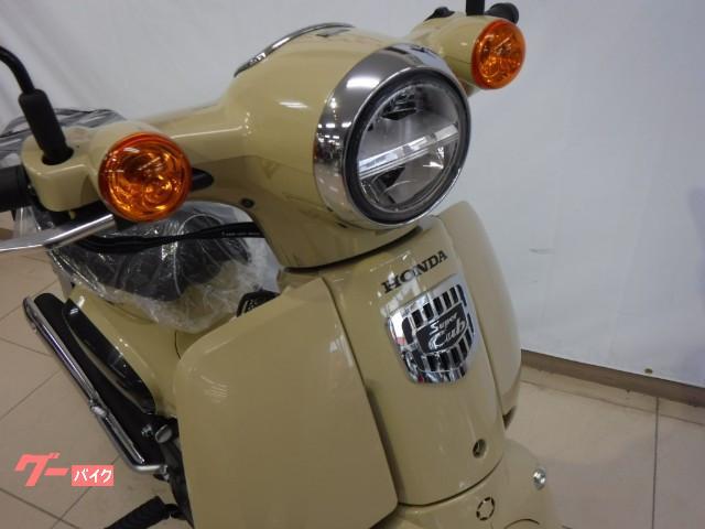 ホンダ スーパーカブ110ストリート 受注期間限定モデルの画像(岡山県