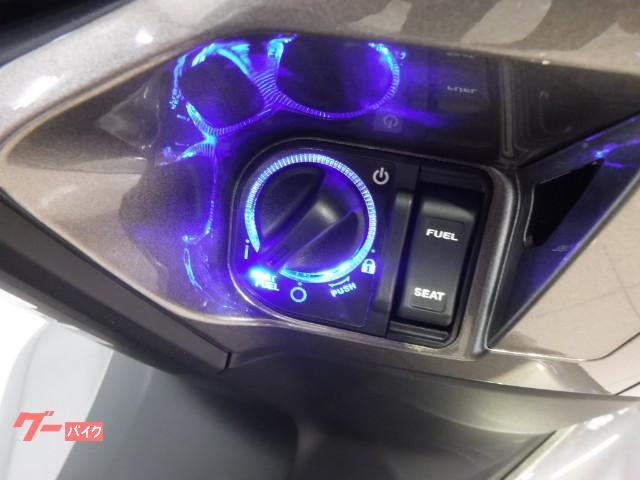 ホンダ PCX150 新型 ホンダスマートキーシステム搭載の画像(岡山県