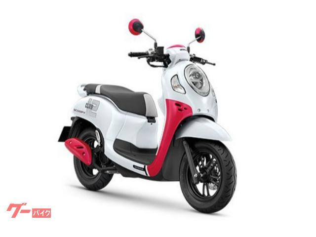 スクーピーi クラブ12 タイ輸入モデル スマートキー USB電源 LEDヘッドライト