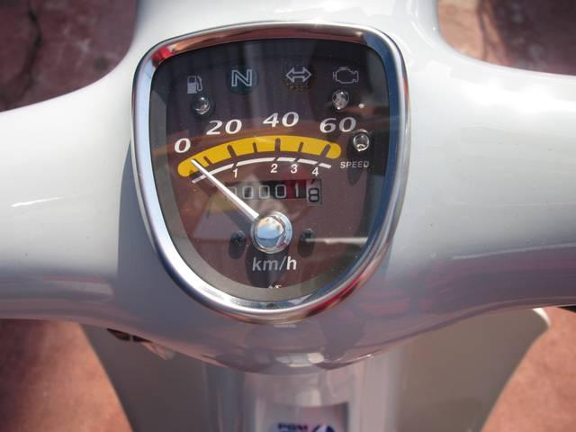 ホンダ リトルカブ セル付き 4速の画像(岡山県