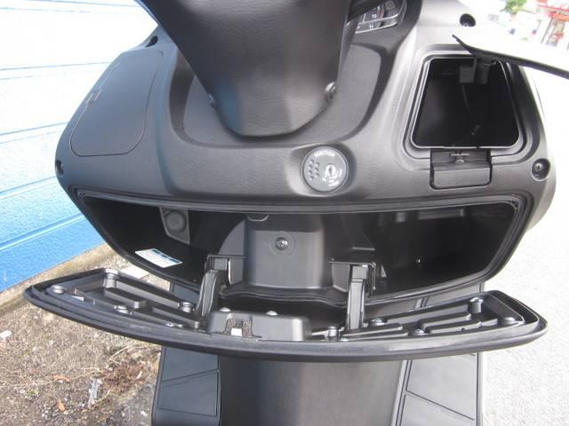 スズキ バーグマン200 ミツバ製ETCの画像(岡山県