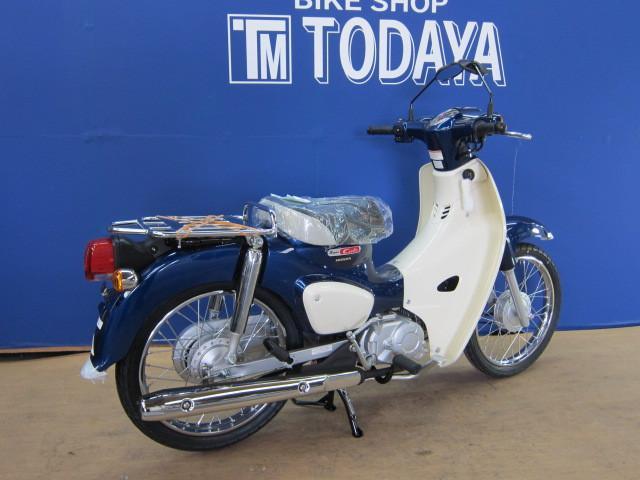 ホンダ スーパーカブ110 新型 日本製 LEDヘッドライトの画像(岡山県