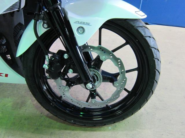 スズキ GSX-R125 ABS 国内正規モデルの画像(岡山県