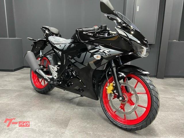 GSX−R125 ABS 2021年モデル