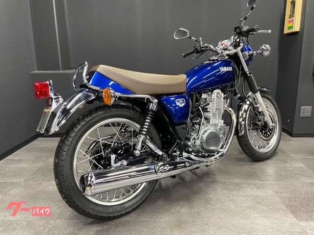 ヤマハ SR400 ファイナルエディションの画像(岡山県