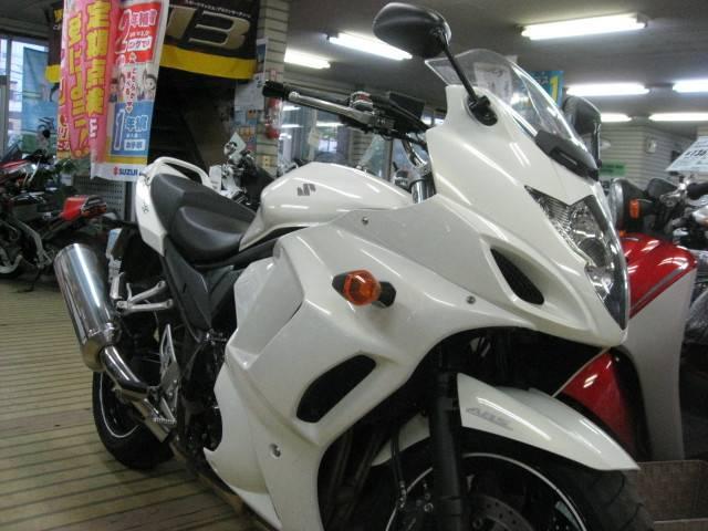 スズキ Bandit1250FABSの画像(岡山県