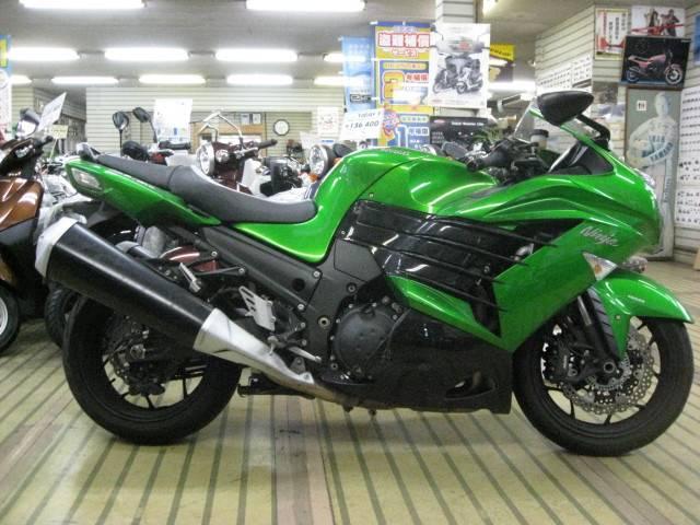 カワサキ Ninja ZX-14Rの画像(岡山県
