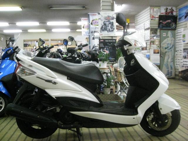 ヤマハ シグナスX FIの画像(岡山県
