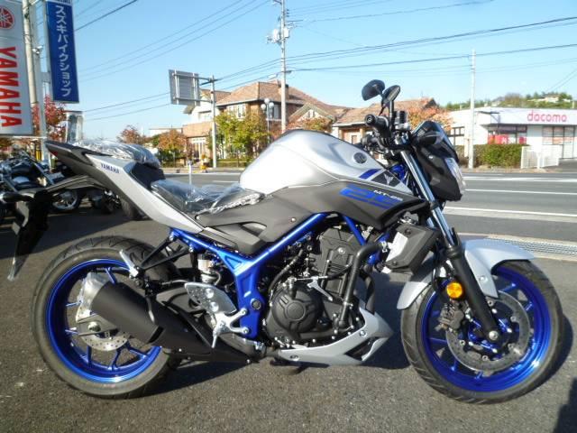 ヤマハ MT-25の画像(岡山県