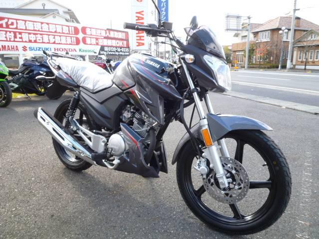 ヤマハ YX125DXの画像(岡山県