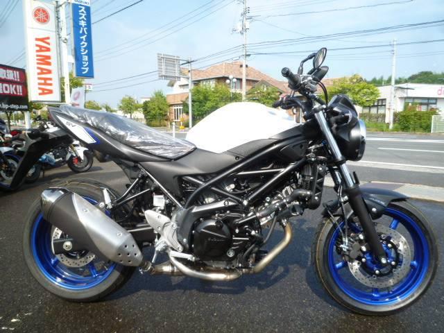スズキ SV650 NEWモデルの画像(岡山県