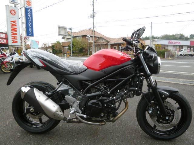スズキ SV650の画像(岡山県