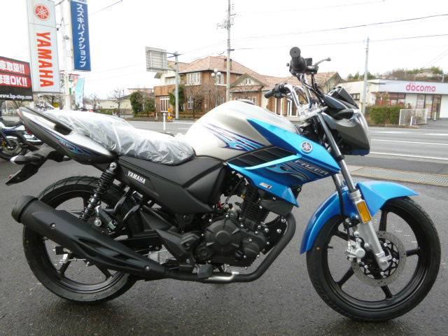 ヤマハ FAZER125の画像(岡山県