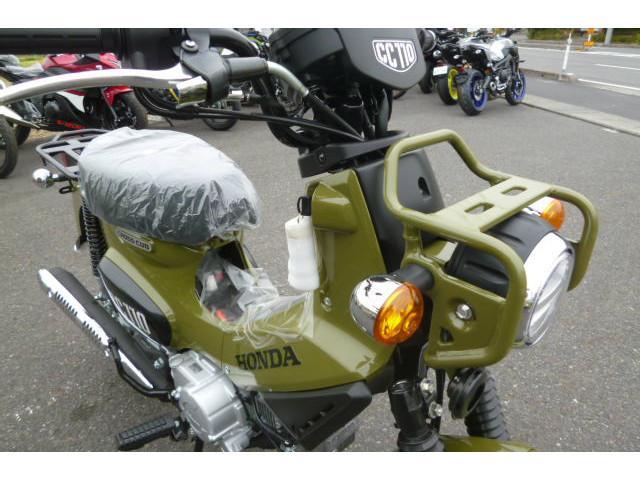ホンダ クロスカブ110 NEWモデル 日本製 LEDヘットライトの画像(岡山県
