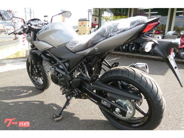 スズキ SV650X ABS 2019モデルの画像(岡山県
