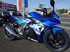 スズキ GSX250R 2020モデル NEWカラーの画像(岡山県